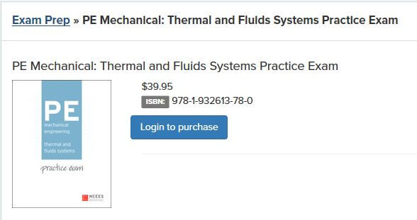 How To Pass The Thermal And Fluids P E Exam Thrifty Engineer
