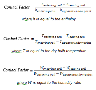 Coil | HVAC and Refrigeration PE Exam Tools | Mechanical and