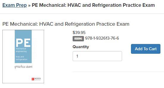 How To Pass The HVAC And Refrigeration P E Exam Thrifty
